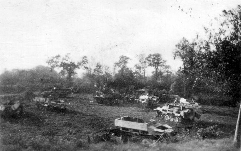 Panzer Wreck - Normandie 1944 24921910