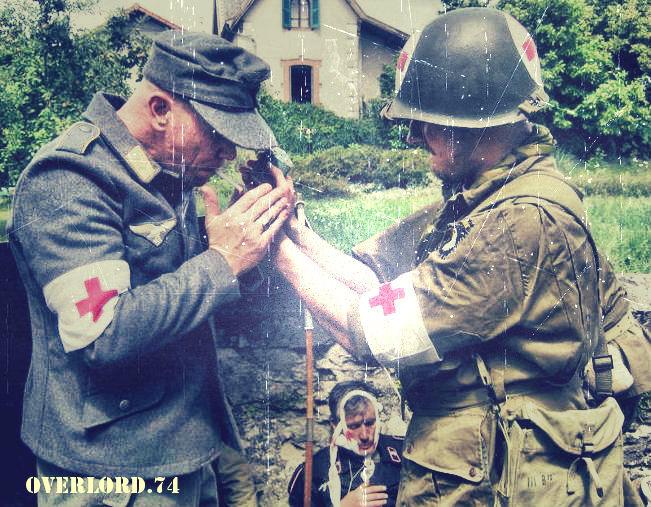 """OVERLORD.74 - Team """"11 eme PzDiv"""" 1944/45 25152010"""