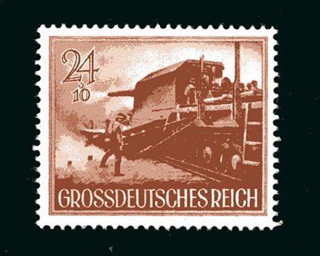 Timbres Du Reich !!!! 25491712