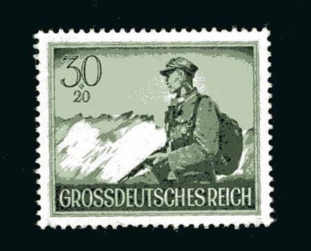 Timbres Du Reich !!!! 25491713