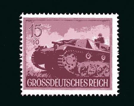Timbres Du Reich !!!! 25491911