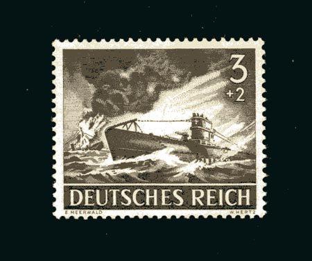 Timbres Du Reich !!!! 25492110