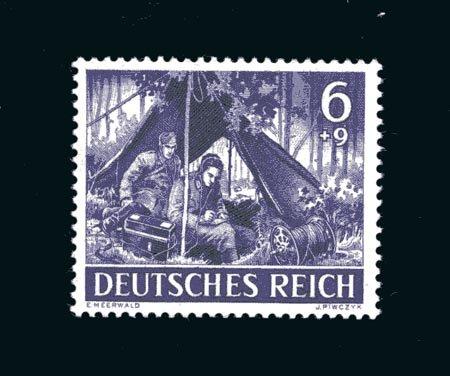 Timbres Du Reich !!!! 25492211