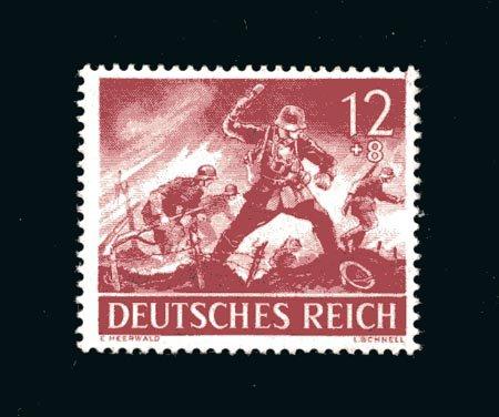 Timbres Du Reich !!!! 25492213