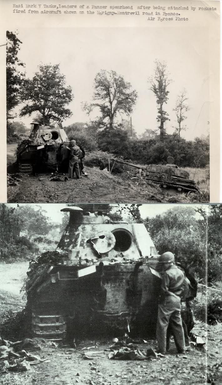 Panzer Wreck - Normandie 1944 254yoa10