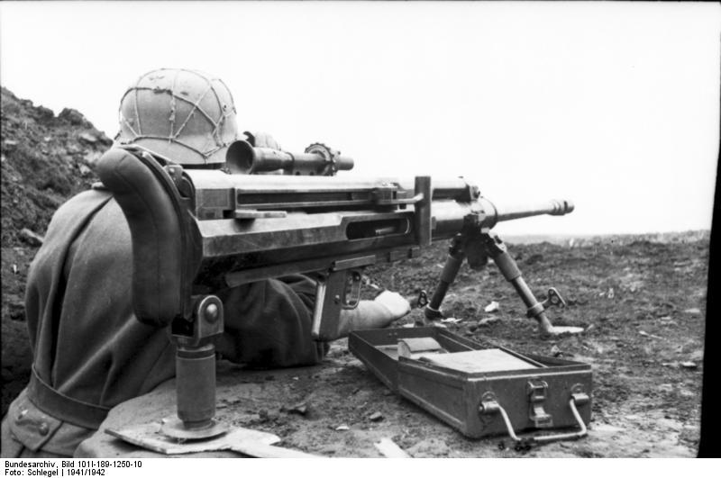 fusil antichar - Panzerbüchse PzB38 et PzB39 27191-10