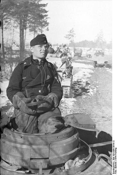 La tenue Noir des equipages des Panzer - HEER 29350510
