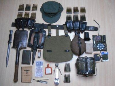 HEER et Waffen - les differents brelages 29817410