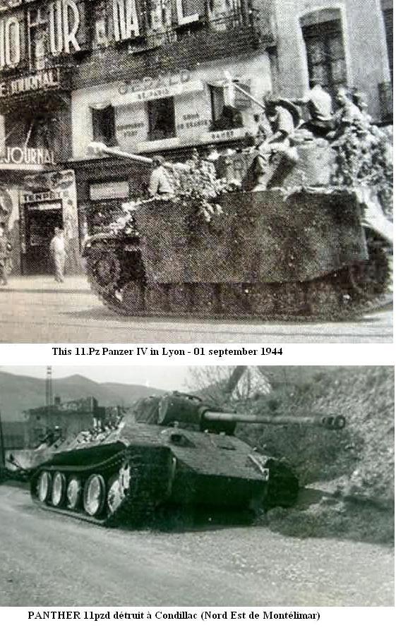 Histoire de la 11eme Panzer Division 2cxys010