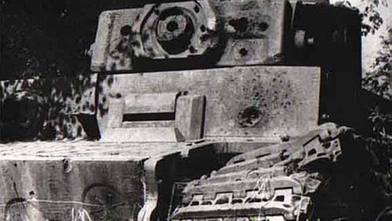 Tiger I - Snegiri Lenino - Russia 2dh6u710