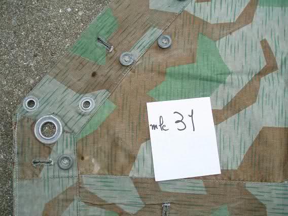 Heer Waffen - PONCHO ZELTBAHN 2mo9ez10