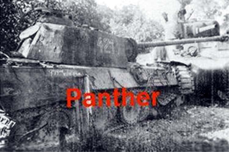 Panzer Wreck - Normandie 1944 2sspan10
