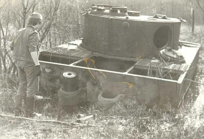 Tiger I - Snegiri Lenino - Russia 2zscpj11