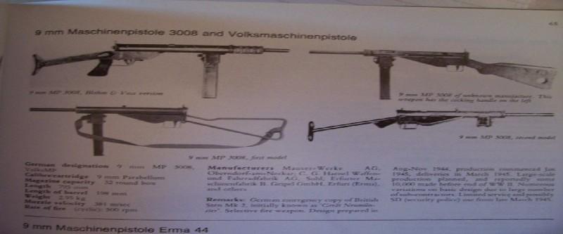 volkssturmgewehr mp 3008 300810
