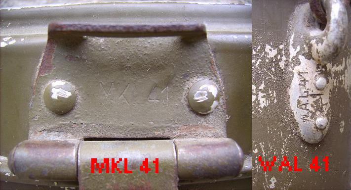 HEER et Waffen - les Gamelles M1910 et M1931 3010