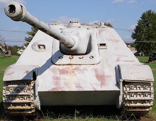 Jagdpanther Aberdeen Proving Grounds - USA 31772410