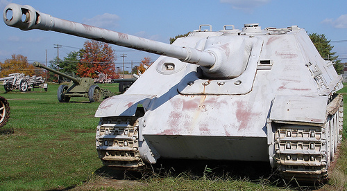 Jagdpanther Aberdeen Proving Grounds - USA 31780810
