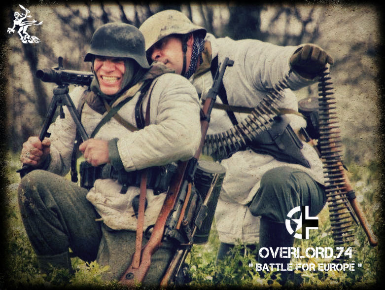 """OVERLORD.74 - Team """"11 eme PzDiv"""" 1944/45 31_11510"""