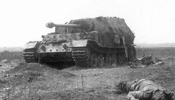 Panzerjäger Tiger Elefant/Ferdinant 32110