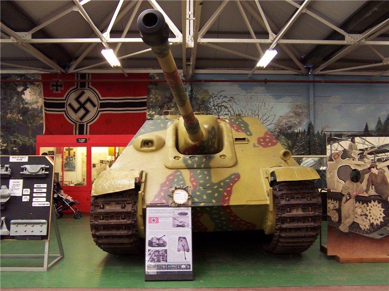 Jagdpanther - Bovington Museum - UK 3230d910