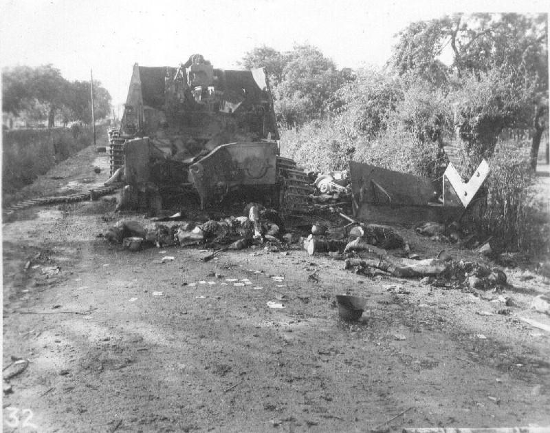 Panzer Wreck - Normandie 1944 32_cou10