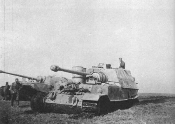 Panzerjäger Tiger Elefant/Ferdinant 33710