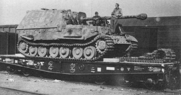 Panzerjäger Tiger Elefant/Ferdinant 33810