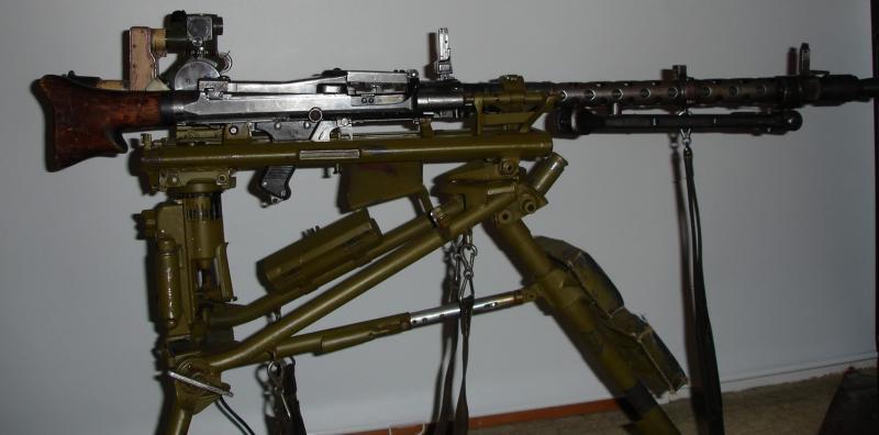 Maschinengewehr 34 - MG34 34-1fc10