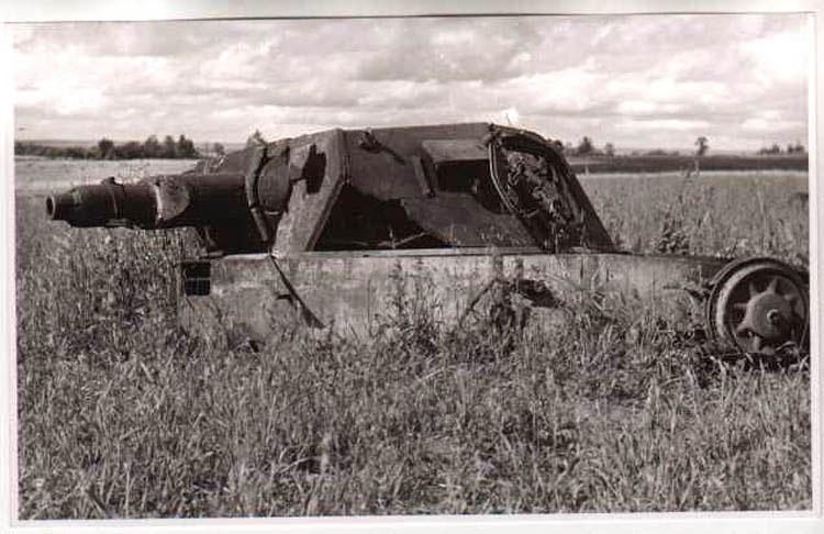 Panzer Wreck - Normandie 1944 340_pz10