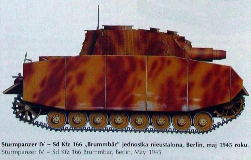 Sturmpanzer IV - Brummbär ! 35a3qq10