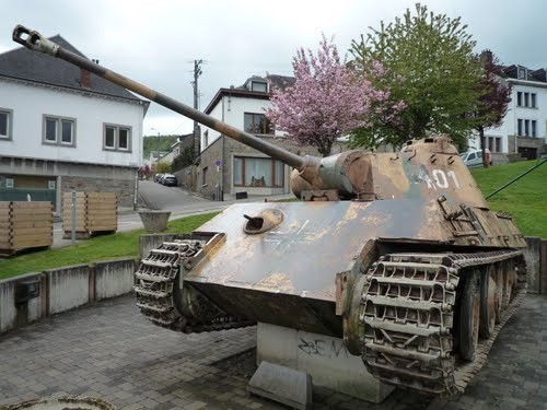 Houffalize - Panther Ausf. G - Belgique 36177410