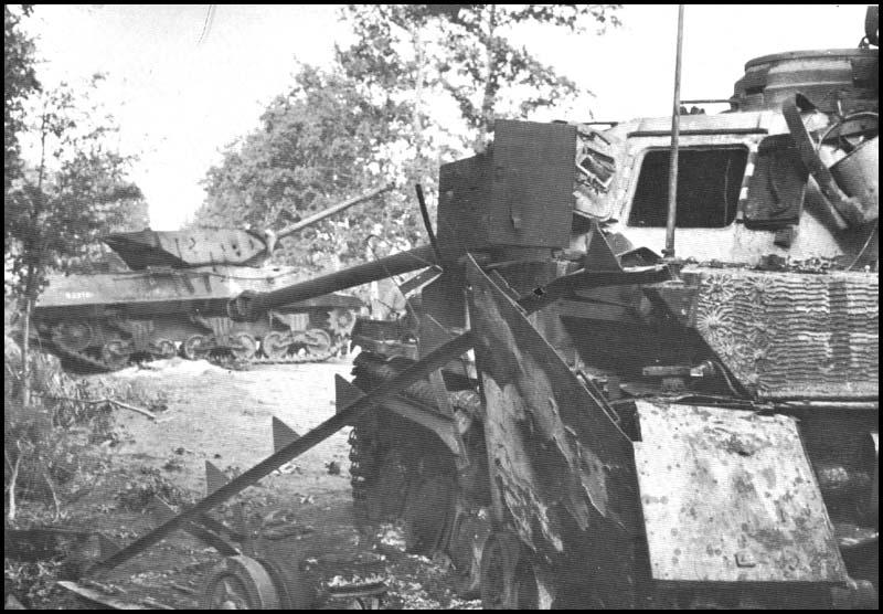 Panzer Wreck - Normandie 1944 367_2110