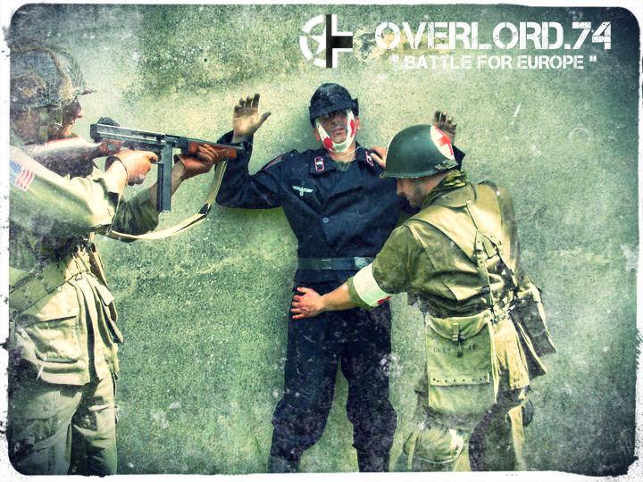 """OVERLORD.74 - Team """"11 eme PzDiv"""" 1944/45 37250210"""