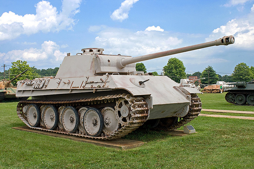 Panther - Aderdeen Proving Ground - usa 37826810