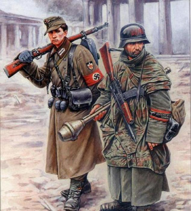 volkssturmgewehr -  VGI-1.5 38742310