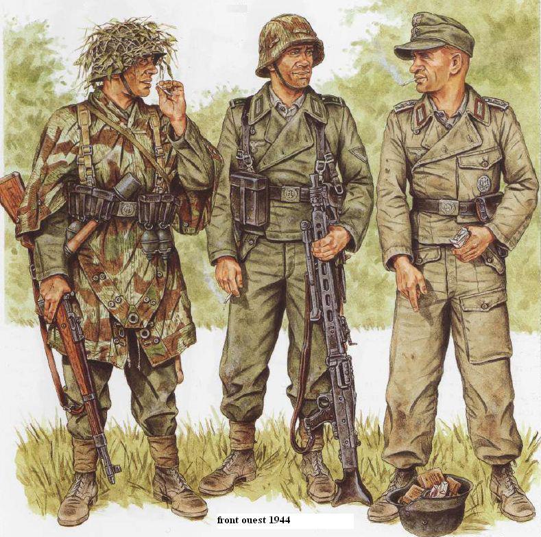 HEER - Panzer Grenadier  - france 44 38952710
