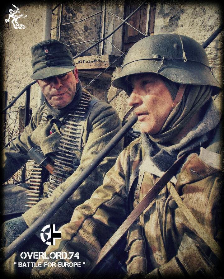 """OVERLORD.74 - Team """"11 eme PzDiv"""" 1944/45 39716410"""