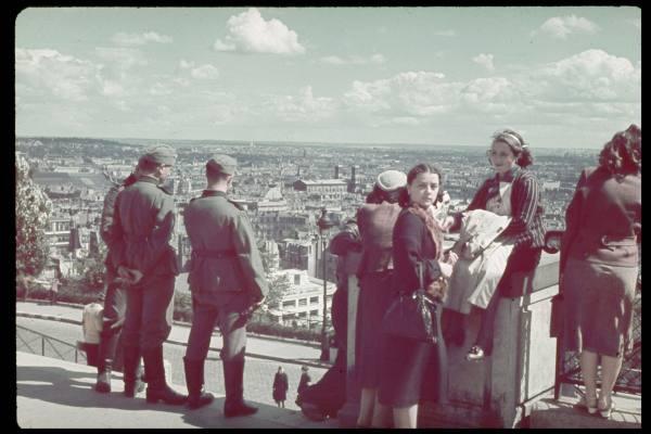 Reportage - PARIS sous l'occupation 3f447710