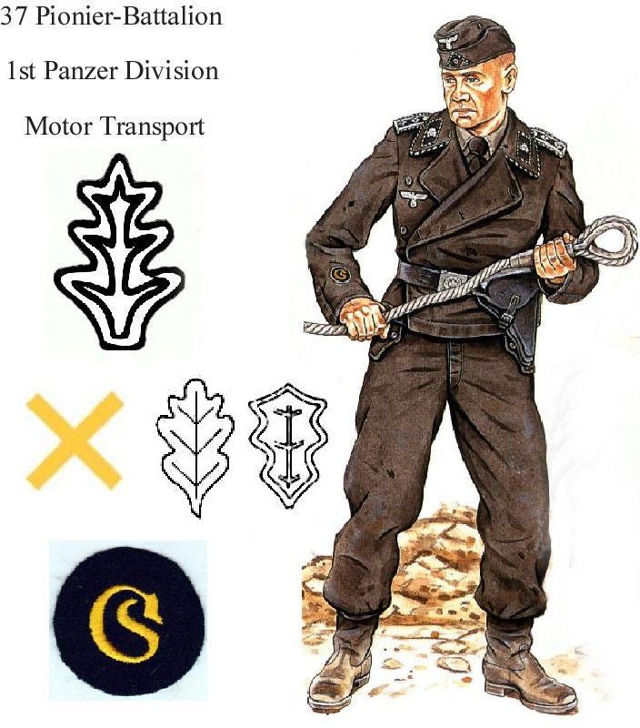 1er PANZER DIVISION 40207210
