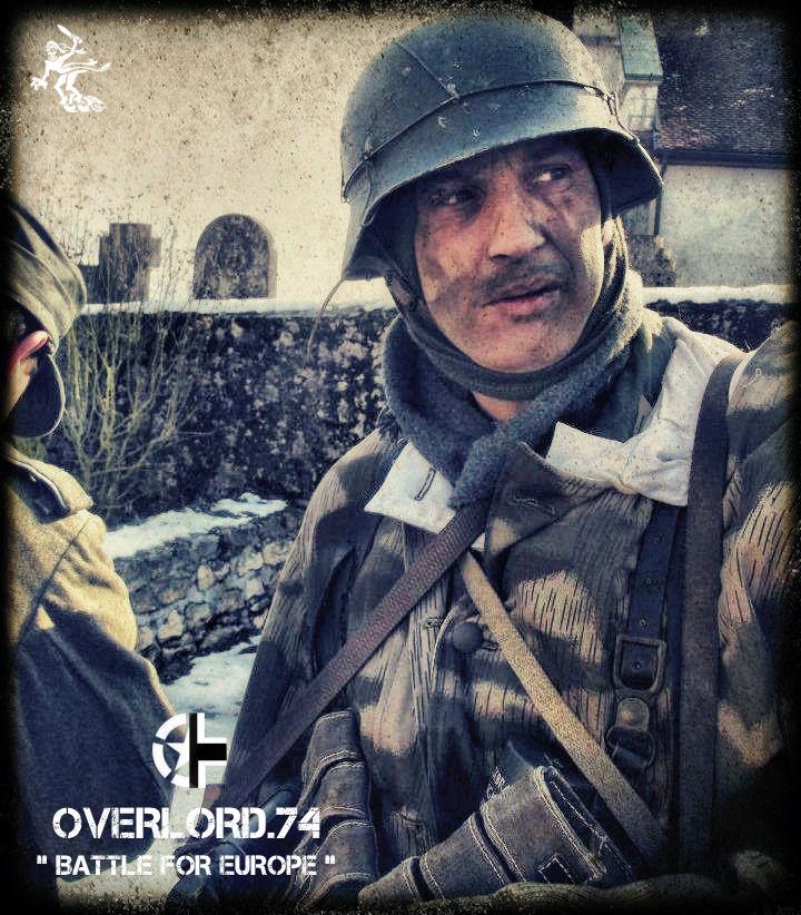 """OVERLORD.74 - Team """"11 eme PzDiv"""" 1944/45 40904210"""