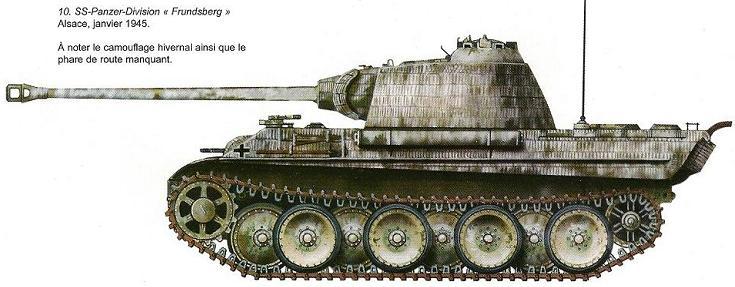 Operation NORDWIND - Janvier 1945 409910