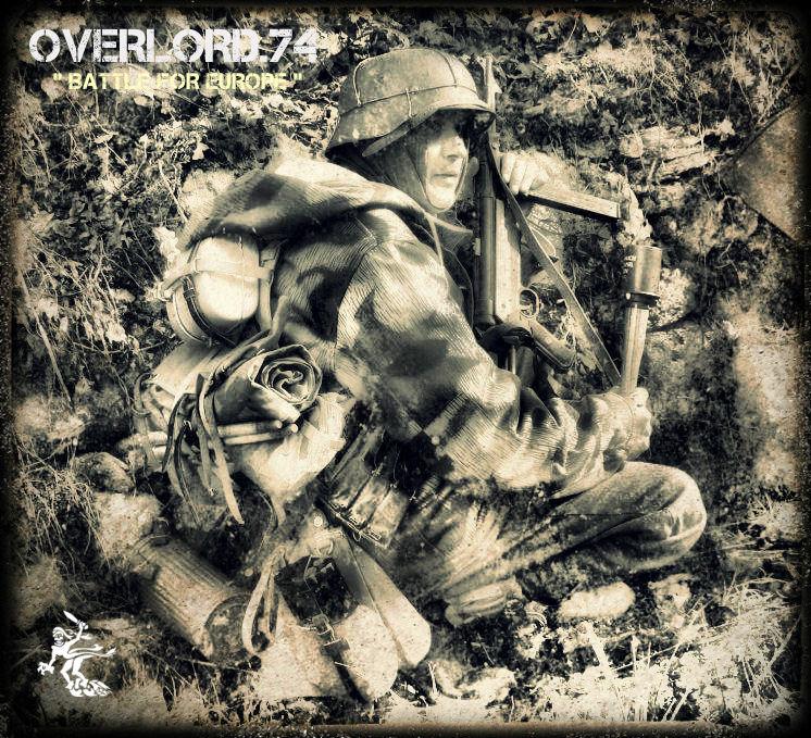 "OVERLORD.74 - Team ""11 eme PzDiv"" 1944/45 40b08010"