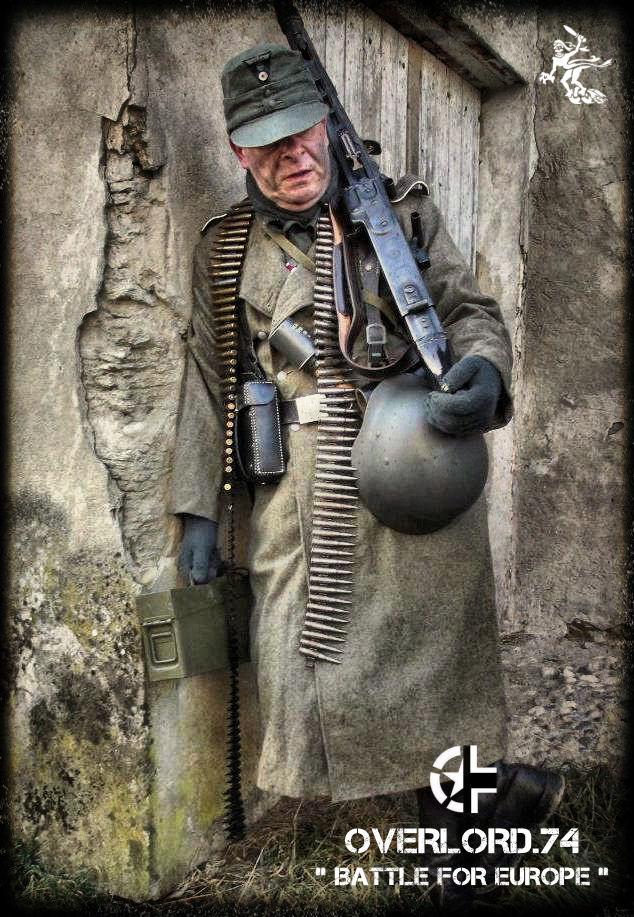 """OVERLORD.74 - Team """"11 eme PzDiv"""" 1944/45 42477910"""
