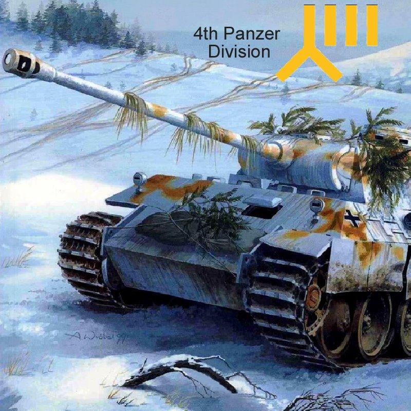 4e PANZER DIVISION 42613910