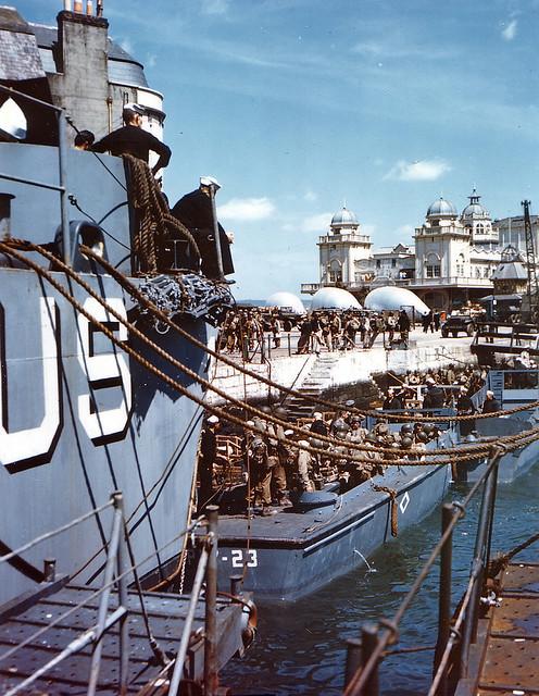 La Bataille de Normandie !!!! 42715110