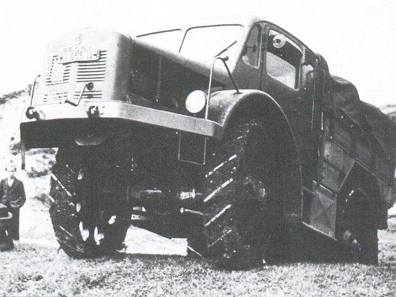 Porsche Typ 175 ( Radschlepper ost) 42_typ11