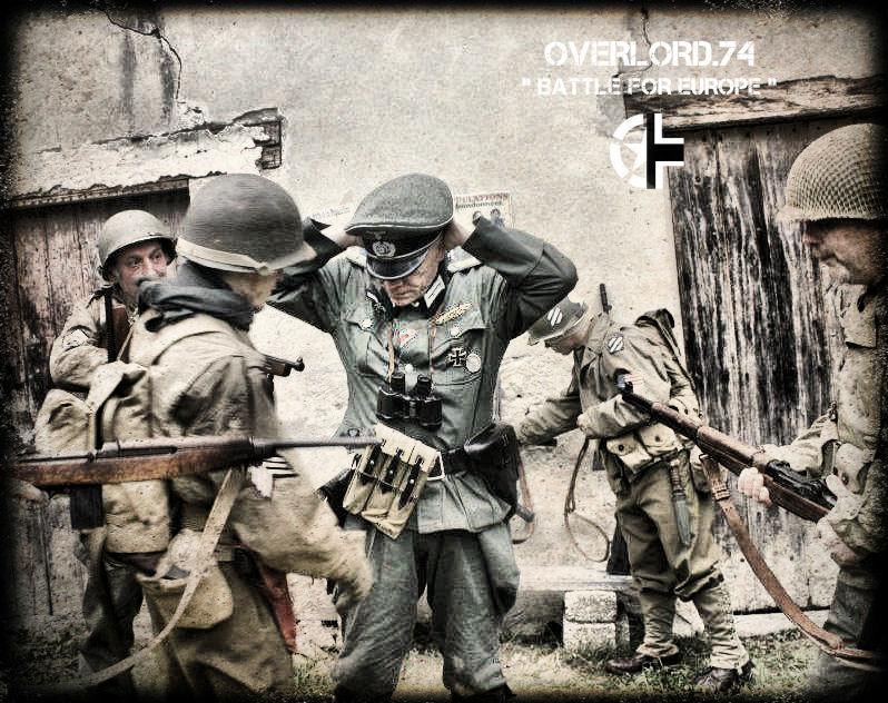 """OVERLORD.74 - Team """"11 eme PzDiv"""" 1944/45 4571_111"""