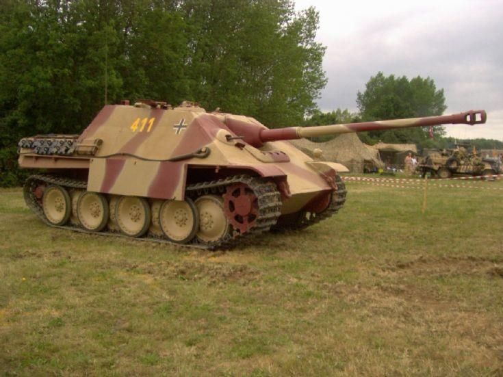 Jagdpanther - Bovington Museum - UK 460910