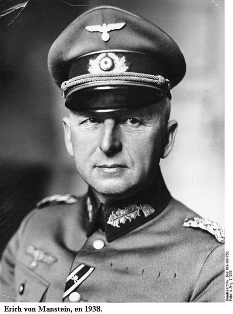 Erich Von MANSTEIN 461px-10