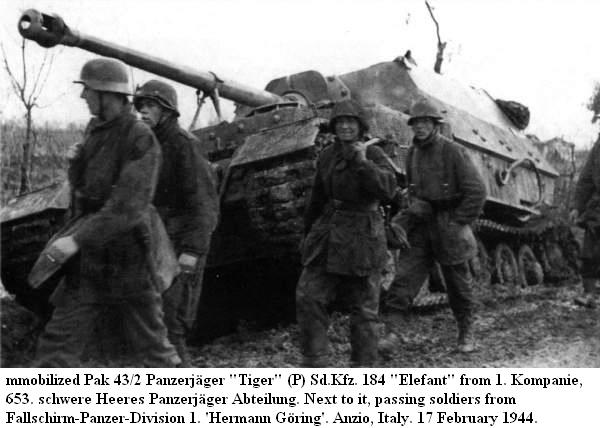 """Panzerdivision """"Hermann Göring"""" 47346610"""